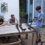 IMG_5322 Waffenhandhabung