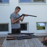 IMG_5333 Waffenhandhabung